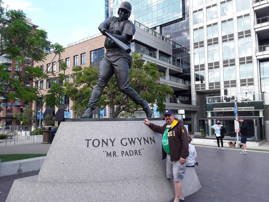 """""""Mr. Padre"""" Tony Gwynn"""