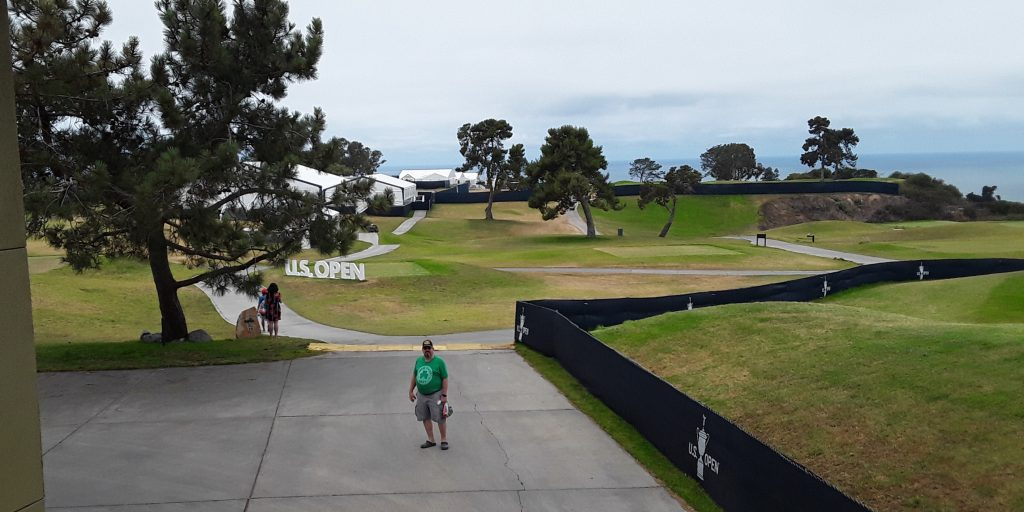 Torrey Pines After the 121th U.S. Open